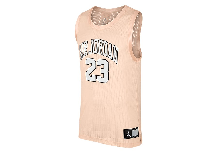8a7a42c0911 NIKE AIR JORDAN DNA DISTORTED JERSEY CRIMSON TINT price €42.50 |  Basketzone.net