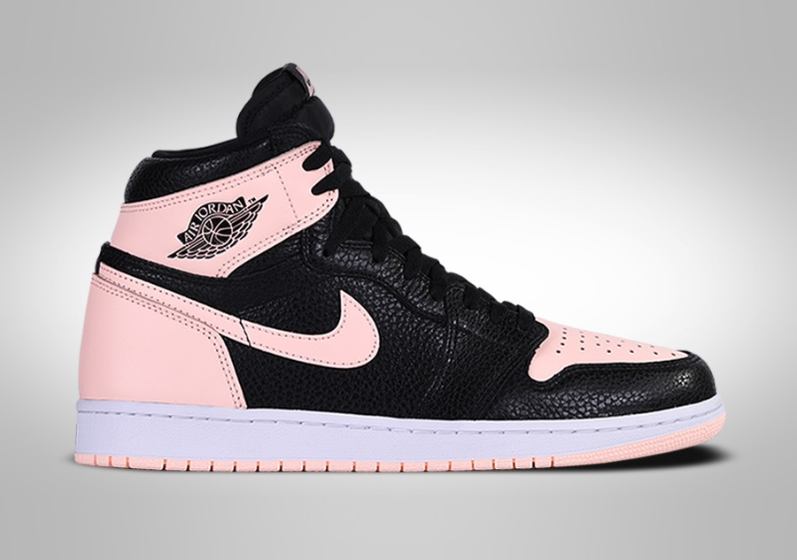nike Air Jordan 1 Dames Roze