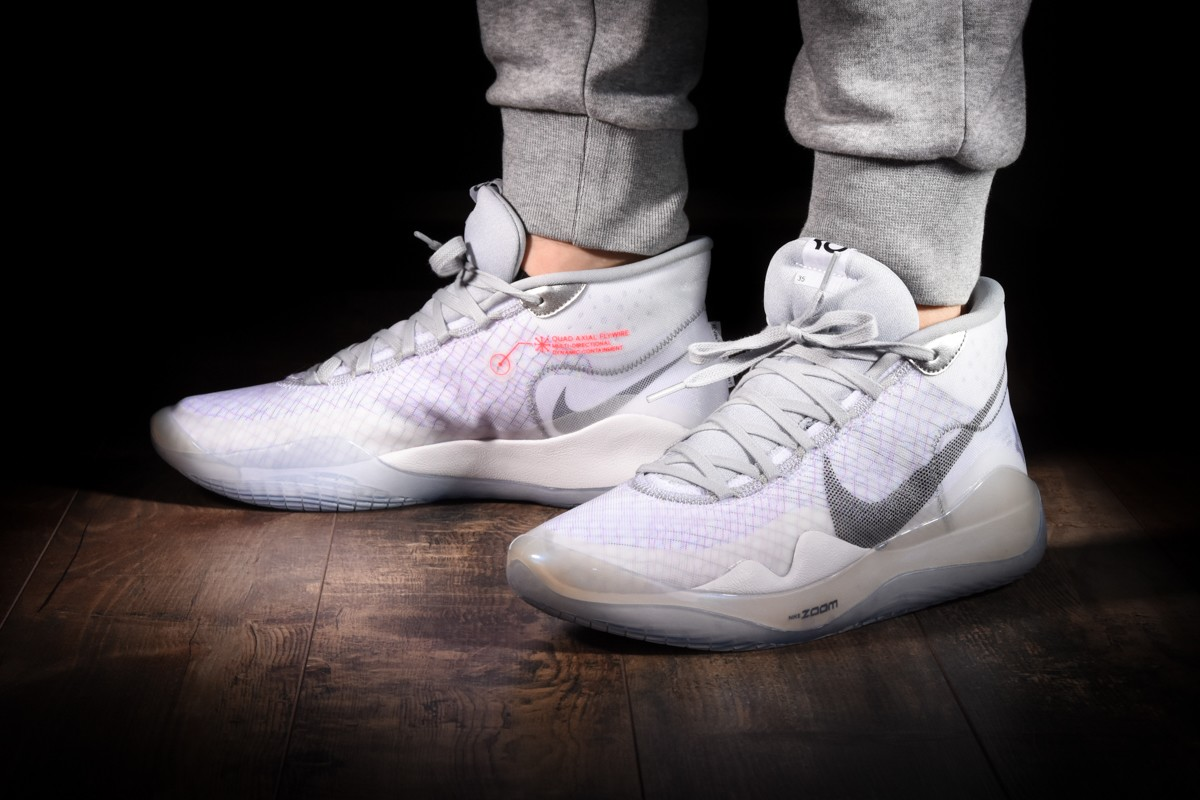 nike zoom kd white Kevin Durant shoes