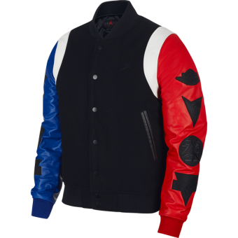 AIR JORDAN SPORT DNA VARSITY JACKET