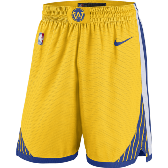 NIKE NBA GOLDEN STATE WARRIORS STATEMENT EDITION SWINGMAN SHORT