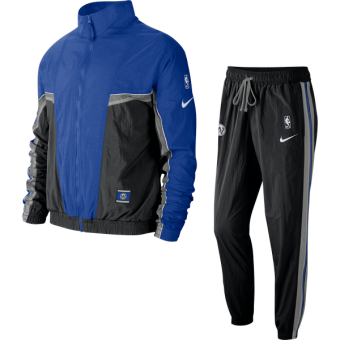 NIKE NBA GOLDEN STATE WARRIORS CITY EDITION COURTSIDE TRACKSUIT