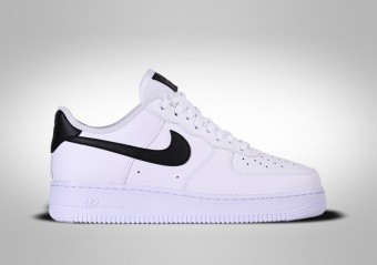 NIKE AIR FORCE 1 LOW '07 WMNS WHITE BLACK