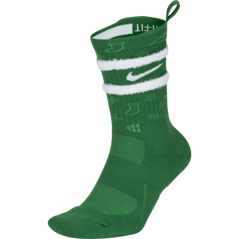 NIKE ELITE CREW 'XMAS' CHRISTMAS SOCKS