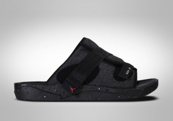 NIKE AIR JORDAN CRATER SLIDE BLACK