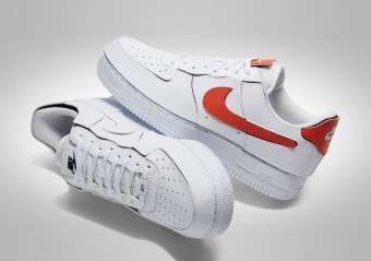 NIKE AIR FORCE 1 LOW 1/1 COSMIC CLAY