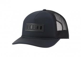 NIKE AIR JORDAN JUMPMAN AIR CLASSIC99 TRUCKER CAP BLACK