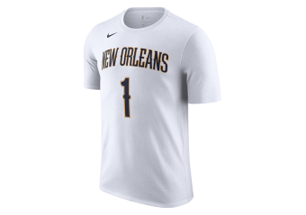 NIKE NEW ORLEANS PELICANS ZION WILLIAMSON TEE