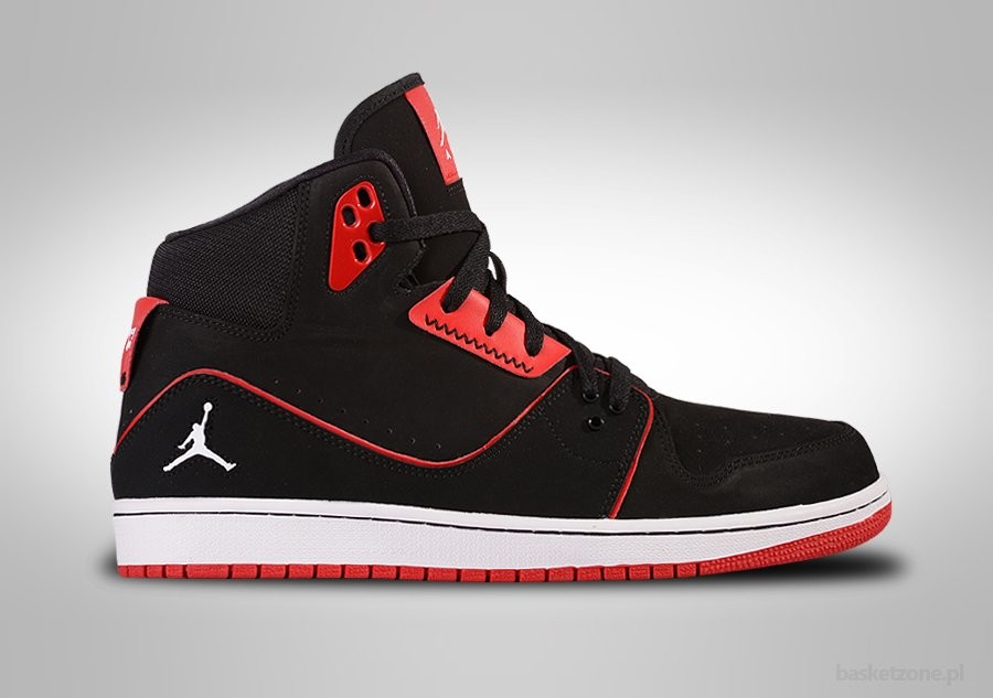 NIKE AIR JORDAN 1 FLIGHT 2 BRED