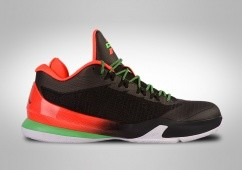 NIKE AIR JORDAN CP3.VIII BLACK GREEN INFRARED