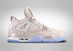 NIKE AIR JORDAN 4 RETRO LASER 30TH ANNIVERSARY
