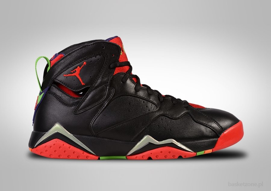 various colors 2fe06 904fd NIKE AIR JORDAN 7 RETRO  MARVIN THE MARTIAN . 304775-029